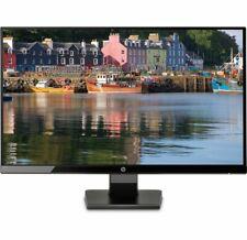 "B-Ware HP 27w monitor 27"" Full-HD 1920x1080 IPs 16:9 5ms VGA HDMI negro Eek: e"