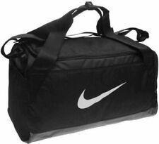 Nike Brasilia Duffel Bag Training Gym Sport Travel Bag CK0939 010 Black 40L Bag