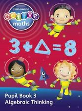 Heinemann Active Maths - Exploring Number - Second Level Pupil Book 3 - Algebrai