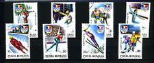 collezione ROMANIA SERIE CPL SPORT 8  FRANCOBOLLI Stamps - Timbres - Briefmark