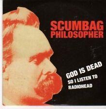 (CG104) Scumbag Philosopher, God Is Dead So I Listen To Radiohead - 2011 DJ CD