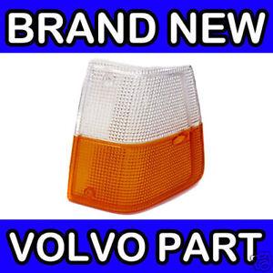 Volvo 240, 260 (81-93) Front Indicator Light / Lens / Lamp (Left Passenger Side)