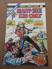 Giant Size Kid Colt  2 . Gil Kane Cover . Marvel 1975 . GD
