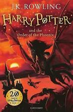 Harry Potter and the Order of the Phoenix by J. K. Rowling,