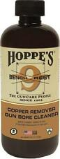 Hoppe's Bench Rest 9 Copper Gun Bore Cleaner - 16 oz