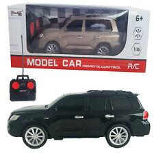 Lexus LX570 SUV 1:16 RC Radio Remote Control Vehicle Model Car Kids Children Toy