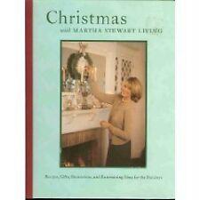 Christmas With Martha Stewart Living by Martha Stewart