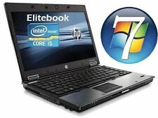 HP 8460p Elitebook Intel Core i5-2540m 2.6GHz, 4GB ram, 500hdd, Win 7 Pro, E1