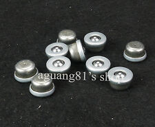 10pcs Dia 8mm Ball Metal Transfer Bearing Unit Conveyor Roller CY-8H