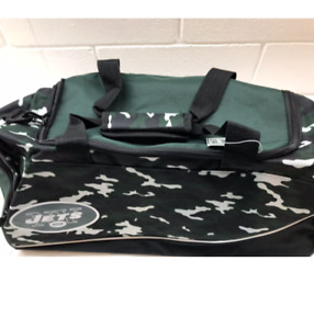 New York Jets Officially Licensed NFL Duffel Bag camo camouflage 20x012x10