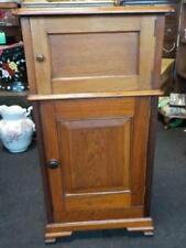 Less than 45cm Mahogany Bedside Tables & Cabinets