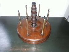 More details for antique bobbin/ cotton reel stand
