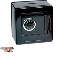 Money Lock Combination Box Kids Toy Safe Cash Security New Metal Storage Bank