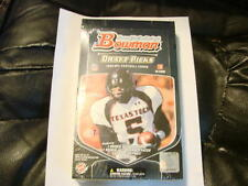 2009 Bowman Draft Picks Football Factory Sealed Hobby Box (30) 24 packs 10 cards