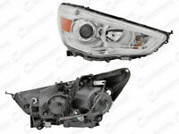 MITSUBISHI ASX 2010 - 2019 NEW HALOGEN TYPE HEADLIGHT FRONT LAMP RIGHT