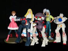 Bandai Turn A Gundam MOBILE SUIT Gundam figure gashapon (full set of 6 figures)