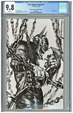 Dark Nights Metal #5 CGC 9.8 Bulletproof Comics Sketch Edition Dell'Otto Cover