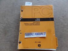 John Deere JD350-C Crawler Loader & Bulldozer Parts Manual PC-1480