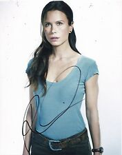Hot Sexy Rhona Mitra Signed 8X10 Photo Authentic Autograph Last Ship Tnt Coa