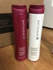 Combo Pack Of Amway Color Repair Shampoo & Conditioner SATINIQUE™ Free Shipping