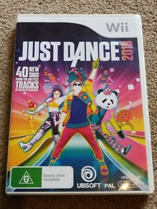 Nintendo Wii PAL - Just Dance 2018