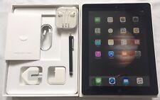 *GRADE-A* Apple iPad 4 32GB-Wi-Fi,9.7in Retina Display-Black. New Contents+Extra