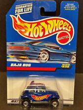 1997 Hot Wheels #835 Baja Bug Blue - 19713