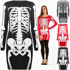 Halloween Special Occasion Dresses Stretch