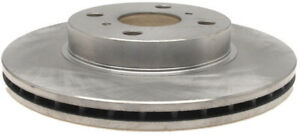 ACDelco 18A580A Front Brake Rotor For 93-02 Chevrolet Geo Toyota Corolla Prizm