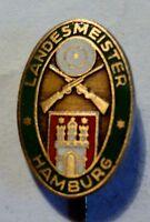 Landesmeister Hamburg - Anstecknadel / PIN -