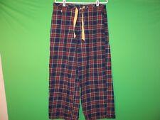 Polo Ralph Lauren Womens Size S Small Plaid Cotton Sleepwear / Sleep Pants