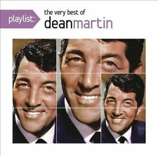 Playlist: The Very Best of Dean Martin by Dean Martin (CD) BRAND NEW