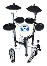 Axiom ADX1000 Electronic Drum Kit Digital Drum Set Silent Practice USB Output