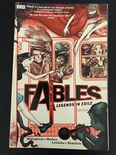 Fables: Legends in Exile 23-271