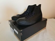 Converse Chuck Taylor All Star High Top Black Leather