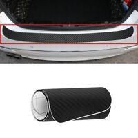 Hot Carbon Fiber Auto Car Rear Bumper Protector Corner Trim Sticker Accessories