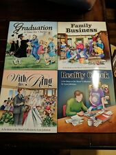 Lot of 4 For Better or Worse Comic Collections Lynn Johnston - Family Business +