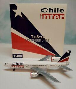 Bluebox 1:400 Chile Inter L-1011 Tristar CC-CZR Lockheed