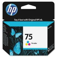 HP 75 Tri-Color - CB337WN Ink Cartridge - EXP April 2019