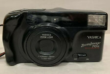 Vintage Yashica Zoom Image 70SE 35 mm Camera Built in Flash with Strap