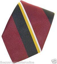 East Yorkshire Regiment Tie