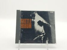 U2 Rattle and Hum CD Oct-1988 Island
