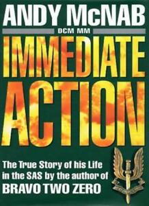 Immediate Action,Andy McNab