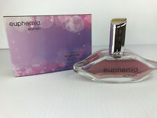 EUPHEMIA By SECRET PLUS FOR WOMEN OUR VERSION OF EUPHORIA 3.4 OZ SEALED IN BOX