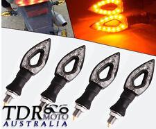 4x  Motorcycle Indicators  LED Turn Signal Honda NSR250 NSR 250 Naked Universal