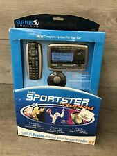 Sirius Sp-R2 Sportster Replay Satellite Radio