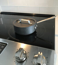 Commercial Aluminum Cookware 1 Quart Sauce Pan w/ Lid (305) Made in America