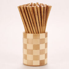 Handmade Natural Bamboo Wood Chopsticks Chinese Chop Sticks Reusable Tableware