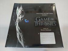 """Game of Thrones Temporada 7 Limitada N 7469 - 2 x LP Vinilo Coloreado 12"""" Nuevo"""
