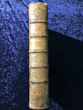 Livres anciens reliures XVIIIème histoire des auteurs sacrés tome 9 - 1741